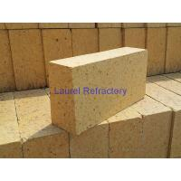 Quality High Density High Alumina Brick , Insulating Fire Bricks ISO9001 for sale