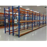 Quality Durable Commercial Metal Medium Duty Shelving Loading Capacity 500 KG / Level for sale