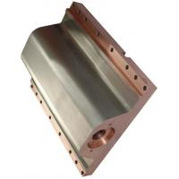 CCM Straight Or Curved  Outer Contour Parallel H beam Copper Mould Tube for sale