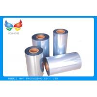 Quality High Clarity PVC Heat Shrink Film Odorless Blown Processing For  Tamper - Evident Bands for sale