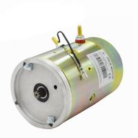 Quality ZD2930 2000 Watt DC Motor 24V Hydraulic Outside Dia114mm For Oil Pump for sale