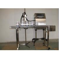 China Automatic Code Inkjet Expiry Date Printing Machine CE Electric Driven Type on sale