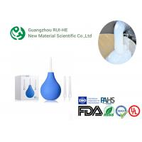 Quality Two Part Medical Grade Silicone Rubber RH6250-50YH For Injection Produce for sale