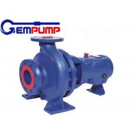 Quality Blue FN Horizontal industrial water pumps for fertilizer plants for sale