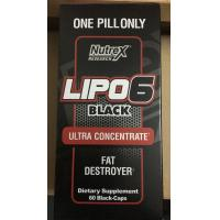 LIPO 6 bLACK Mhp Xpel Bodybuilding HD Muscle Growth Pills , Powerful Work Fast Nutrex Lipo 6x