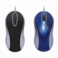 5-button Wired Optical Mice with Automatically Power-saving Sleeping Function, Convenient for sale