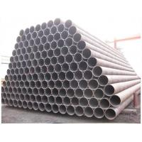 Quality Galvanized Welded ERW Steel Pipe Varnish painted with Lager Diameter for sale