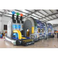 Quality Seaworld Inflatable Obstacle Tunnel for sale