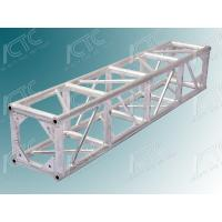 Quality Aluminum Alloy Line Array Speaker Truss , Easy Carry Silver Trade Show Truss for sale
