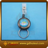 Quality round grey color badge reel for sale