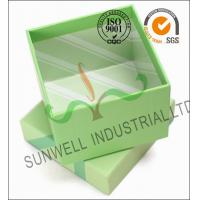 Buy Recycled Cardboard Electronics Packaging Boxes With Lids For Small Products at wholesale prices