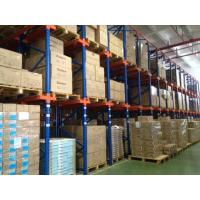 Quality Space Saving Multi Level Drive In Racking For Warehouse / Workshop for sale