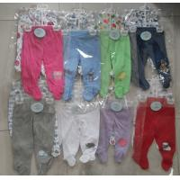 New born wholesale baby clothes baby 2pcs pants set