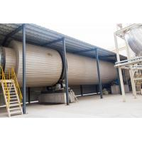 Single / Triple Pass Rotary Drum Dryer Turnkey Project For Particle Board for sale