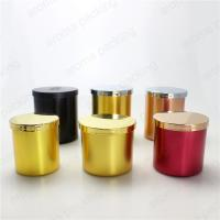 China Luxury Festival Decorative Pillar Recyclable Metal Candle Holders Wholesale on sale