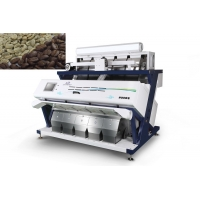 Quality ISO9001 99.99% precision 5T/h Optical Color Sorter Machine for sale