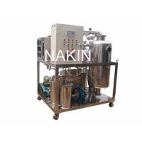 Quality TYK Advanced  Phosphate ester fire-resistant oil purifier,oil recycling machine for sale