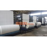 China Virgin materia pp Woven Tubular Fabric In Roll For making rice,fertilizer, sand,cement,food,feed,chemical,Building mater on sale