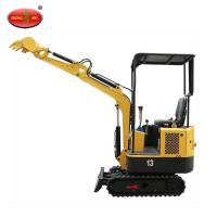 China Mini High Work Efficiency ZM18 Hydraulic Excavator For Sale on sale