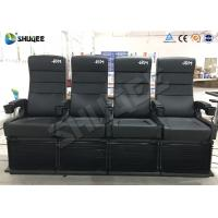Quality 2DOF 4D Cinema Equipment For Update 3D Theater 50-150 Seats To Attract More People for sale