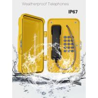 Quality Anti Vandal Industrial Weatherproof Telephone for sale