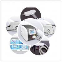 Quality Three Treatment Heads Nd Yag Laser Tattoo Removal Machine 500w Strong Power for sale