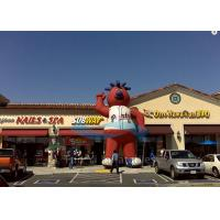 Buy cheap 4m Decorative Inflatable Cartoon Characters Colorful With Durable PVC Tarpaulin from wholesalers