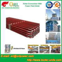 Quality Power Station Boiler Electric Water Boiler Spare Part LPG Industry Boiler Economiser for sale