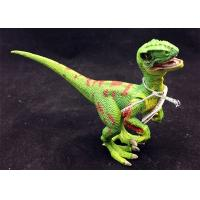 Buy Colourful Plastic Dinosaur Toys / Realistic Dinosaur Toys For Girls EN71 Approved at wholesale prices