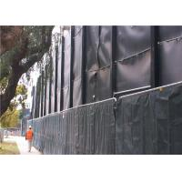 Quality Light duty temporary noise barriers 40dB ascoustic reduction for plants and highway for sale