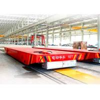 China Production line use rail trolley on sale