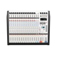 Quality 4 OHM Powered DJ Audio Mixer 4 Aux 256 DSP for dj club / home for sale