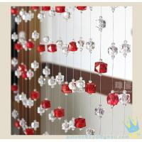 Quality CU172 Crystal Beautiful Gifts Curtain For The Blind for sale