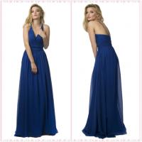 Quality One shoulder Prom dress gown evening dress#robe-de-soiree-4139 for sale