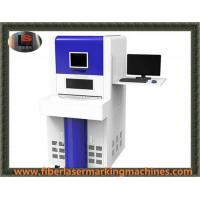 China Stainless Steel Laser Engraving Machine For Iphone Case / Power Source Case / Wire on sale