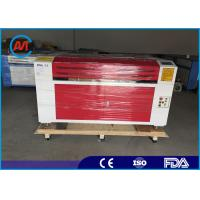 China Co2 40w Small 	Wood Laser Engraving Machine 1000dpi Resolution Ratio on sale