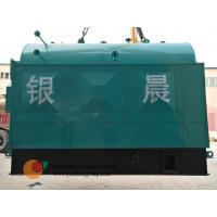 Buy cheap Biomass Boiler Efficiency Wood Powered Steam Generator Easy To Operate from wholesalers