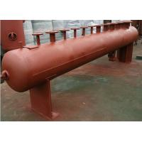 Buy 0.5MPa Shell And Tube Heat Exchange Equipment Carbon Steel Q345R Material at wholesale prices