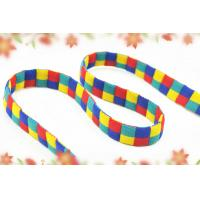 Buy Fashion knitted soft tape jacquard elastic webbing at wholesale prices