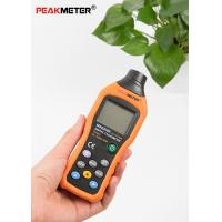 Hand Held Environmental Meter Non Contact Digital Tachometer Max Speed Rotation Tester for sale