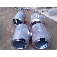 Buy High Performance A350LF2 Alloy Steel Forged Valves, Tee Forging For Oil at wholesale prices