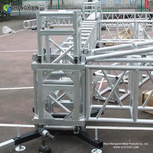 Aluminum triangular roof truss system Top quality 290mm aluminum frame truss structure/Event Aluminum Spigot/Bolt Truss