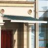Buy cheap Popular Window awnings outdoor balcony porch awning Sun Shade Aluminium Frame from wholesalers