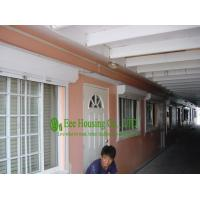 Quality White Color Aluminum Roller Shutter Window Manufacturer,Electric or Manual Operated for sale