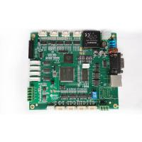 Buy cheap Circuit Control PCBA Board 4 Layers Electronic Pcb Assembly HASL Surface from wholesalers