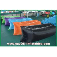 Quality Outdoor Beach Fast Filling Inflatable Air Bed Sofa Hangout Sleeping Bag CE for sale