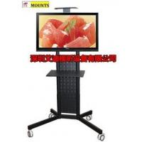 Quality lcd floor mobile stand  NEW STYLE  TV bracket lcd lift hot sale AD-180 lcd mount for sale