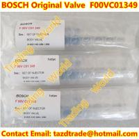 Quality BOSCH Original Injector Body Valve F00VC01349 Control Valve for sale