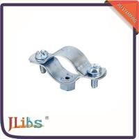 Quality Custom Cast Iron Pipe Clamps , Concrete Pipe Clamps One Side Open 135060 for sale
