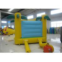 Buy Standard  Kids Inflatable Bounce House Castle Happy Jump Bounce 3 X 3.5 X 3m EN14960 at wholesale prices